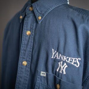 Yankees Lee sport Long sleeve